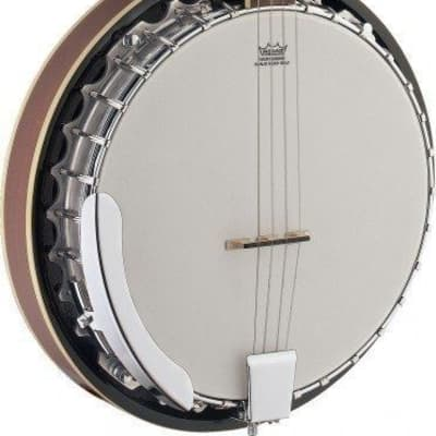 Stagg Model BJM30 4DL - 4-String Closed Back Deluxe Bluegrass Banjo - NEW for sale