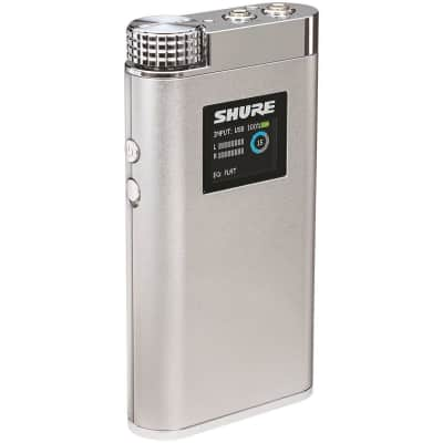 Shure SHA900 Portable Listening Amplifier.