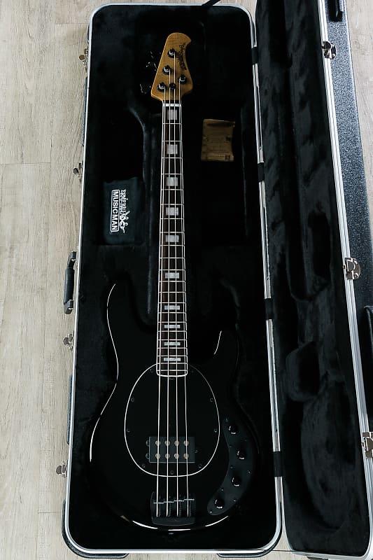 ernie ball music man bfr stingray special bass guitar hades reverb. Black Bedroom Furniture Sets. Home Design Ideas