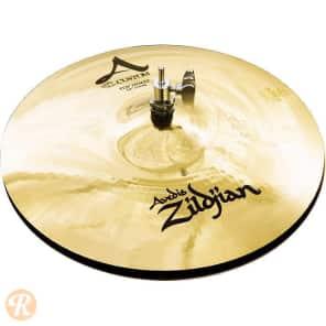 """Zildjian 13"""" A Custom Hi-Hat Cymbal (Top)"""