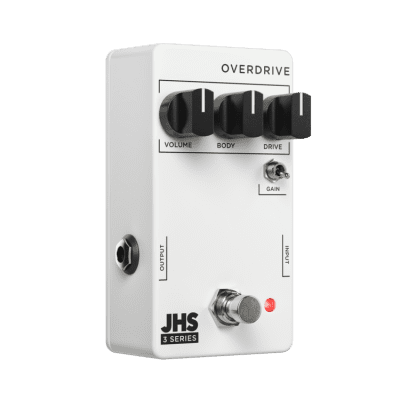 JHS 3 Series Overdrive 2021 White