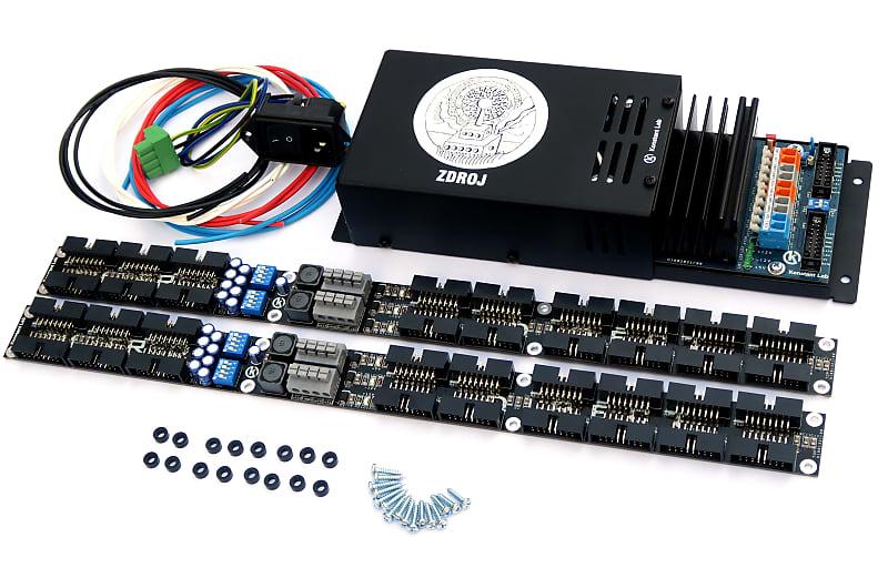 Konstant Lab ZDROJ SET - HighEnd linear eurorack power supply