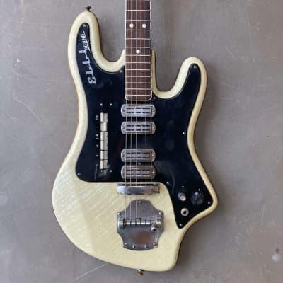 Crucianelli Elite Elli Sound 1963 White sparkle for sale