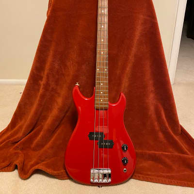 Memphis P bass Red for sale