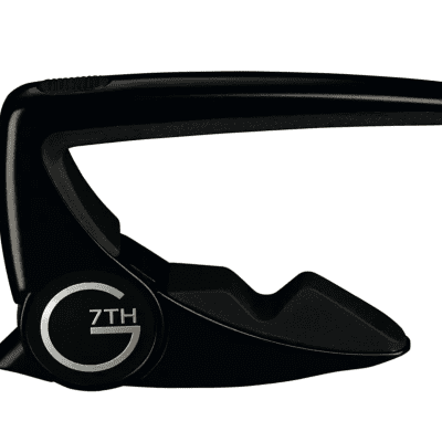 G7th Performance 2 Steel String Guitar Capo