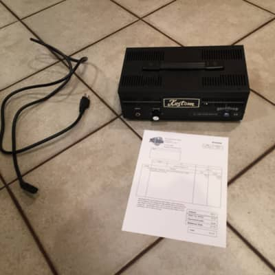 Kustom Defender 5H Tube Amp Head FULLY SERVICED for sale