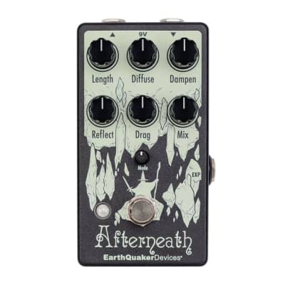 Earthquaker Devices Afterneath® V3 Enhanced Otherworldly Reverberator