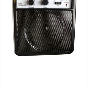 De Rosa DKAMP3-BK Kids 3 Watt Amp w/ Strap  - Black for sale