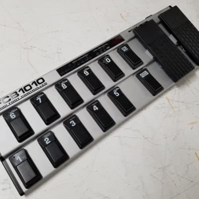 Behringer FCB1010 MIDI Foot Controller w/Uno 1.0.2f