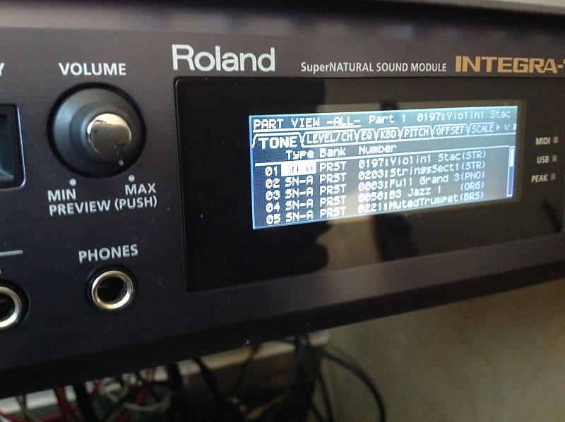 roland integra 7 supernatural sound module reverb. Black Bedroom Furniture Sets. Home Design Ideas