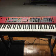 Nord Stage 2 EX 76 HP (weighted keys) MINT condition with Nord sustain pedal