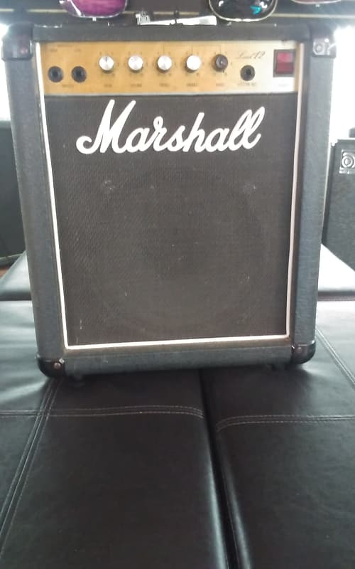 marshall 5005 lead 12 combo amp musicians discount store reverb. Black Bedroom Furniture Sets. Home Design Ideas