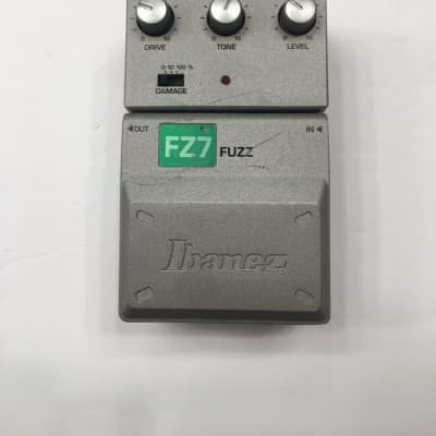 Ibanez FZ7 Tone-Lok Fuzz Distortion Rare Vintage Guitar Effect Pedal
