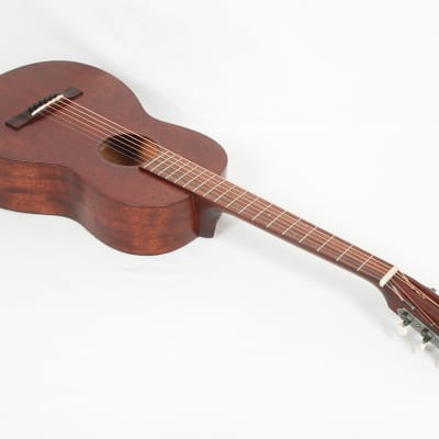 Martin Cutom Shop Size 2 Genuine Mahogany Parlor #18980 @ LA Guitar Sales