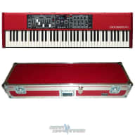 Nord Electro 5D 73 73-key Semi-weighted Waterfall *NEW* SW73 Electro 5 + ATA CASE