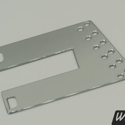 The original 12-string trapeze tailpiece for Rickenbacker guitars