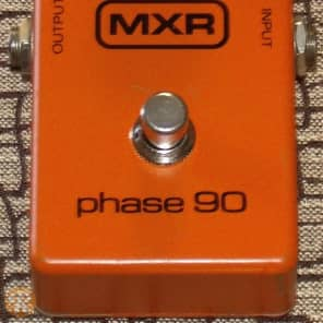 MXR M101 Phase 90 with LED