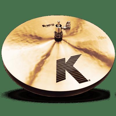 "Zildjian 13"" K Hi-Hats Pair Traditional K0820"