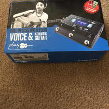 TC Helicon Play Acoustic 2017 Black
