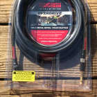 MOGAMI Overdrive Gold Instrument Cable Straight / Right Angle 20 Ft Guitar Bass image