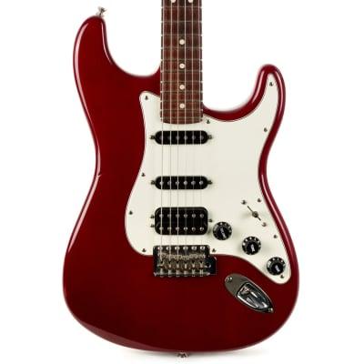 Used Fender Highway One Stratocaster HSS Crimson 2006 for sale