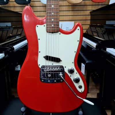 Fender Bronco Electric Guitar Fiesta Red | 207874 | Sherwood Phoenix for sale