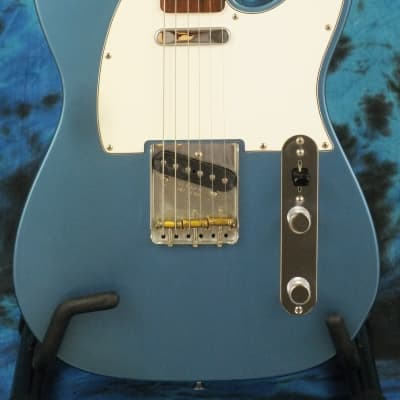 Fender '63 Custom Shop Telecaster NOS 2000 Lake Placid Blue for sale