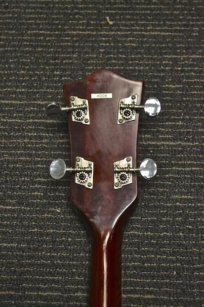 No Name 5 String Banjo For Repair Natural Reverb