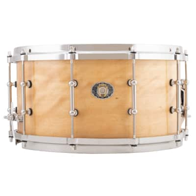 Ludwig 110th Anniversary Classic Maple Exotic Avodire Snare Drum 14x7