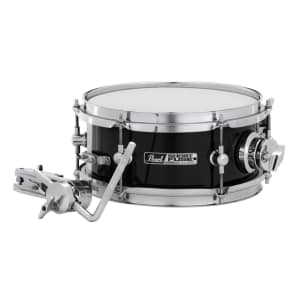 "Pearl SFS10 Short Fuse 10x4.5"" Snare Drum with Bracket, Mount"