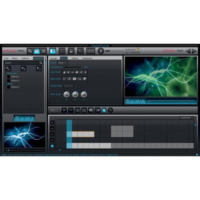 American DJ LED647 LED Master Media VJ Software