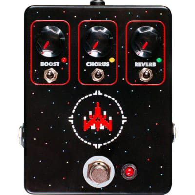 JHS Space Commander Boost / Chorus / Reverb Pedal for sale