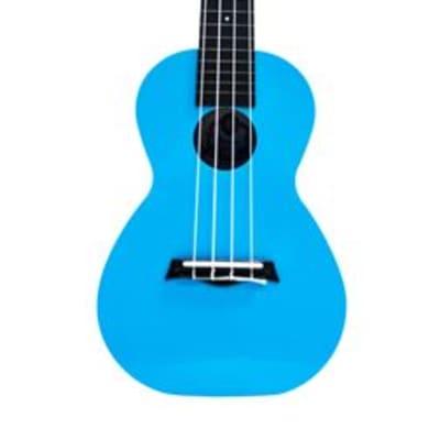 Vorson AUG ABS Concert Ukulele Blue for sale