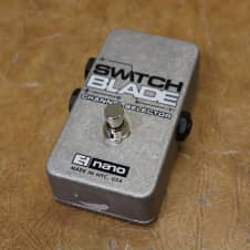 Nano Switch Blade Channel Selector Footswitch