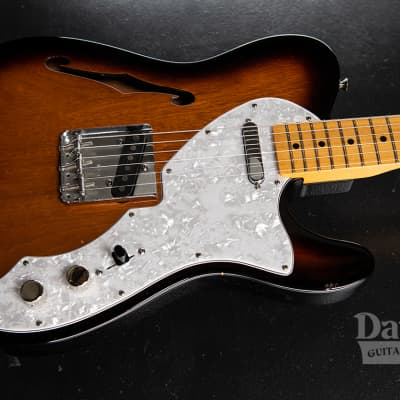 Fender American Vintage Reissue '69 Telecaster Thinline 2011 for sale