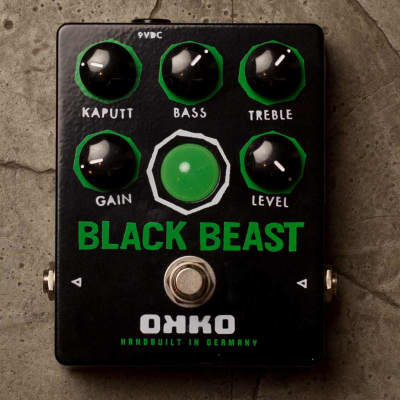 Okko Black Beast Used for sale