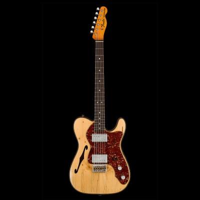 Fender Custom Shop Knotty Pine CuNiFe Telecaster Thinline