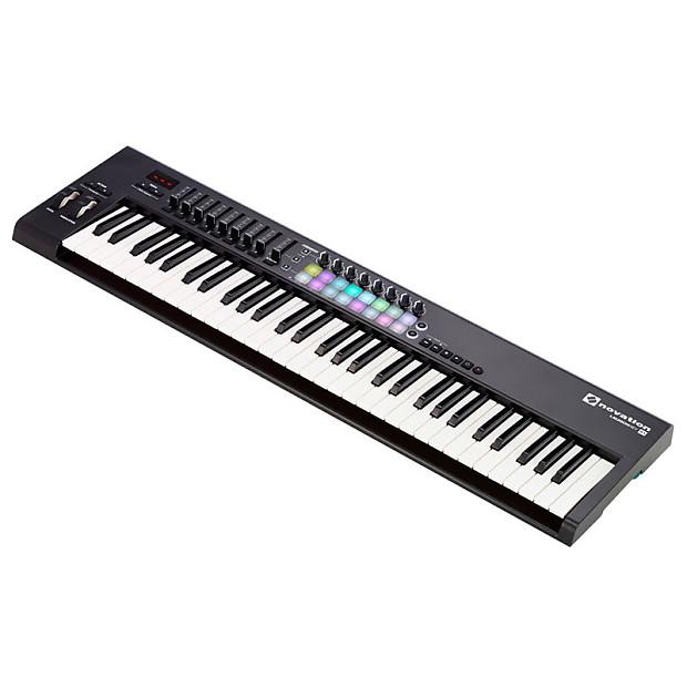 NEW! Novation Launchkey 61 MK2 MIDI Keyboard Controller MKII