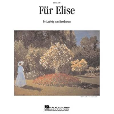 Für Elise by Ludwig van Beethoven (Piano Solo)