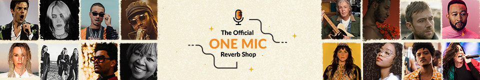 The Official One Mic Reverb Shop