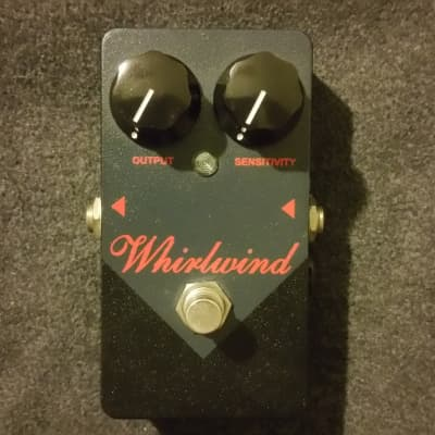 ***SALE***  [Mint]  Whirlwind Red Box Compressor; w/Original Box, Drawstring Bag, and Paperwork for sale