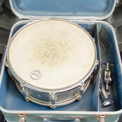"MIJ Import Snare 14"" w/ Case & Extras"