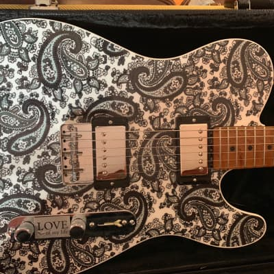 Crook  T-style Paisley Florance pickups for sale