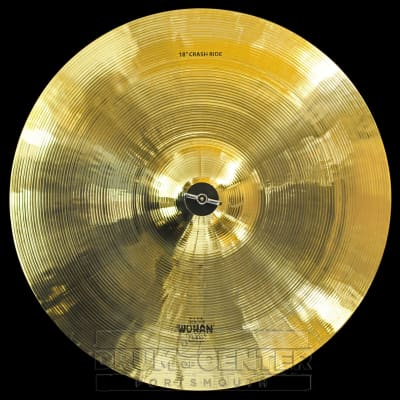 Wuhan Crash/Ride Cymbal 18""