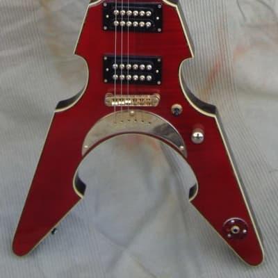 ALDEN Guitar Flyinf V Custom Shop 2000 one off ! for sale