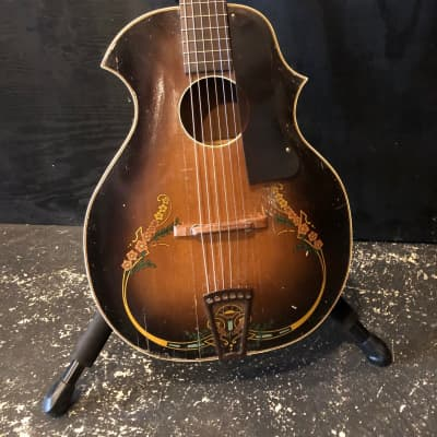 Kay Kraft Venetian 14-Fret Archtop Guitar for sale