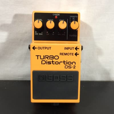 BOSS DS-2 Turbo Distortion Guitar Effect Pedal - Customer Return