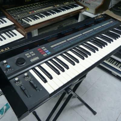Akai AX80 Analog Polyphonic Synthesizer