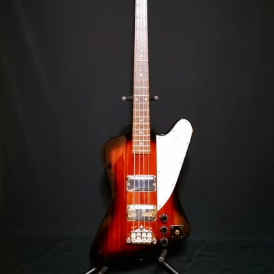 Orville Thunderbird Bass 1997 Sunburst Made In Japan for sale