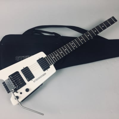 Steinberger GL2-TA Trans Trem 1989 White for sale